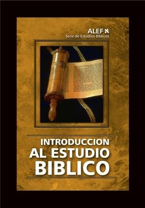 ALEF - Introducción Al Estudio Bíblico-0