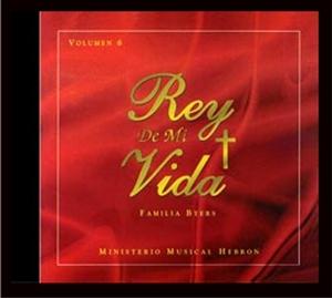 Rey de mi Vida - Vol. 6 - CD-0