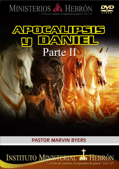 Apocalipsis y Daniel II - 2011 - DVD-0