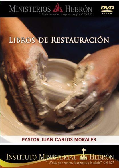 Libros de restauración - 2010 - DVD-0