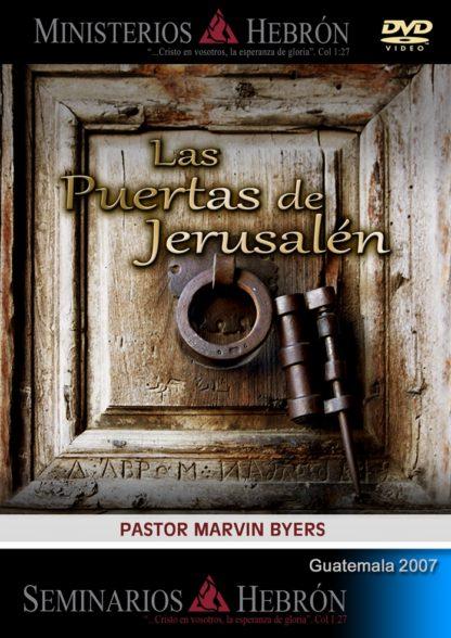 Las Puertas de Jerusalén - 2007 - DVD-0