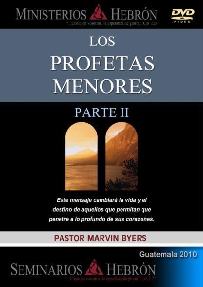 Profetas Menores II - 2010 - DVD-0