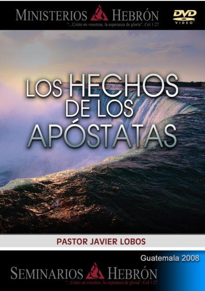 Los hechos de los Apóstatas - 2008 - DVD-0