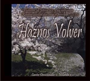 Haznos Volver - Devocional Vol. 01 - CD-0