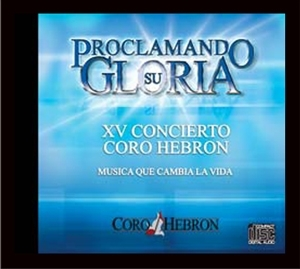 Proclamando Su Gloria - CD-0