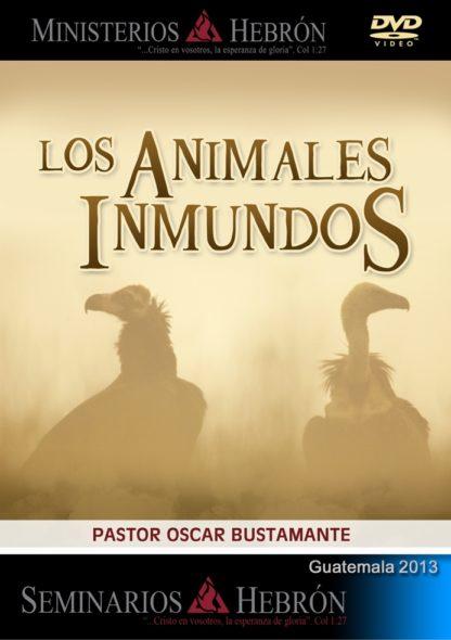 Los Animales Inmundos - 2013 - DVD-0