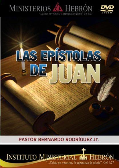 Epístolas de Juan - 2013 - DVD-0