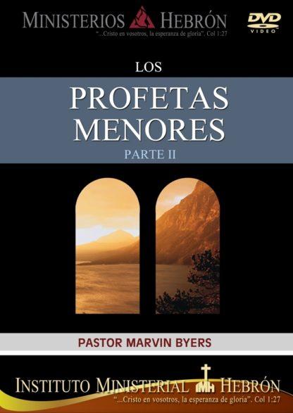 Profetas Menores II - 2013 - DVD-0