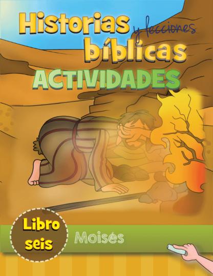 Guía Interactiva Gratuita para Historias y lecciones bíblicas VI-0