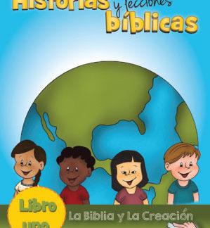 Historias y lecciones bíblicas: Libro uno-0