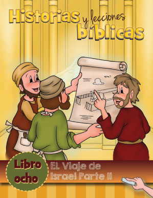 Historias y lecciones bíblicas: Libro ocho-0