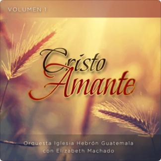 Cristo Amante - Vol. 01 - CD
