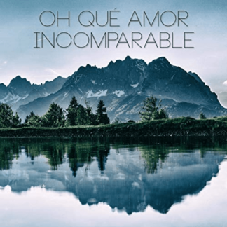 Oh Qué Amor Incomparable - Vol. 01 - CD